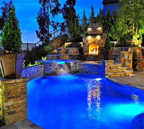 amazing backyards arizona backyard landscapes with pools home design ideas