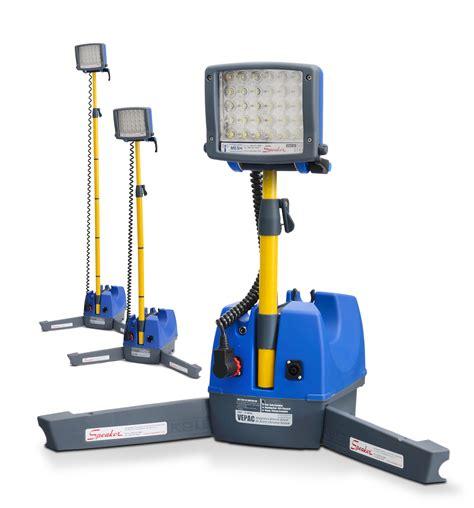 powerful and portable led lighting