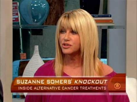 Suzanne Somers Refused Chemotherapy And Healed Cancer | alternative cancer treatments suzanne somers herbal