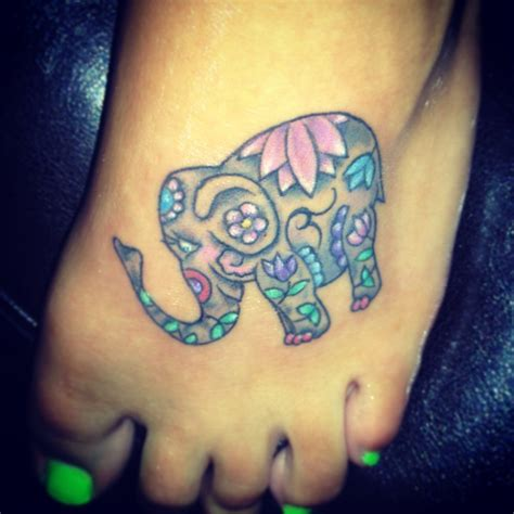 colourful small tattoos 45 elephant tattoos designs on wrists