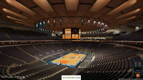 section 204 madison square garden madison square garden seating chart detailed seat
