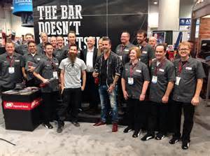 Rand power tools named a preferred tool provider for gas monkey garage
