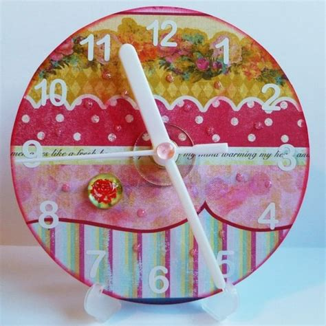 clock mechanisms for craft projects 71 best images about cd or dvd s redo s on