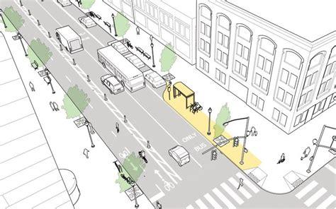 Design Guidelines For Bus Stops | bus stops national association of city transportation