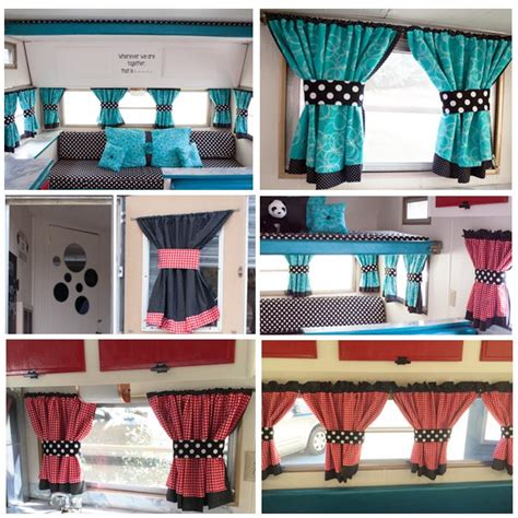 curtains for travel trailers how to make cer curtains curtain menzilperde net