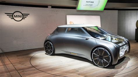 Bmw Motorrad Vision Next 100 Price In India by Mini And Rolls Royce Next 100 Concepts Imagine Motoring S
