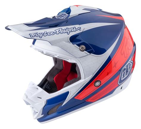 new motocross helmets troy lee designs new mx 2017 se3 corse 2 navy motocross