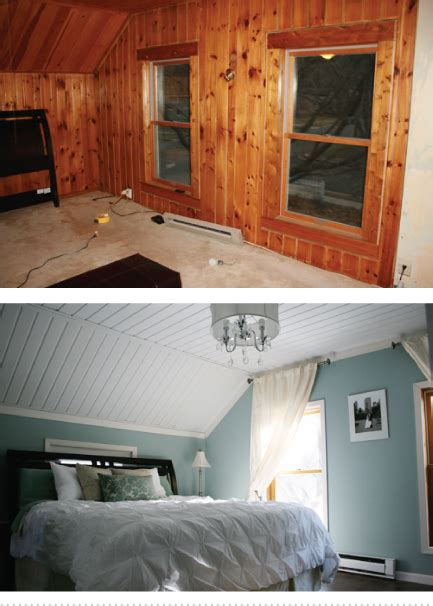 how to make wood paneling work 9 genius ways to make wood paneling work wood paneling ceilings and scrap