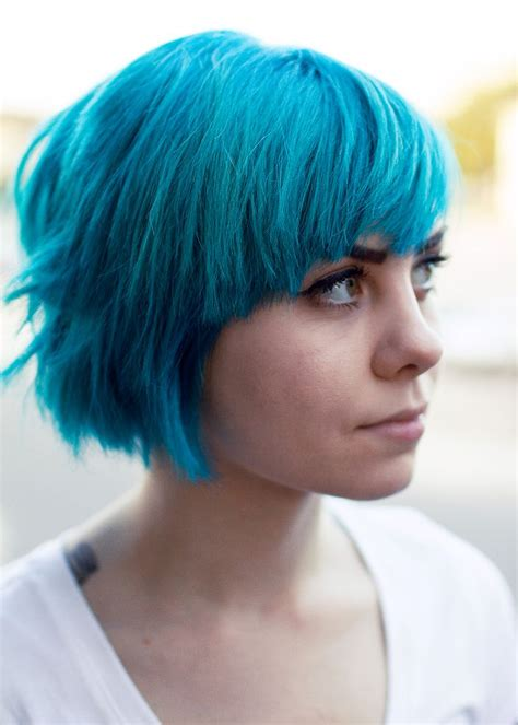 shirt haurcuts with diwd tips 1735 best images about dyed hair on pinterest scene hair