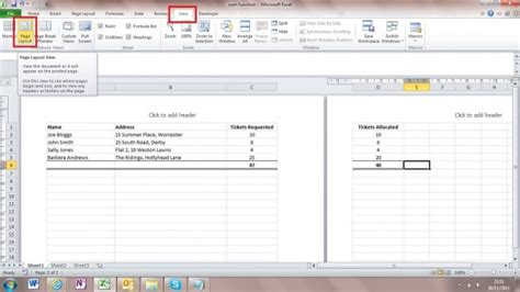 page layout excel definition what is page layout view and how do i use it va pro