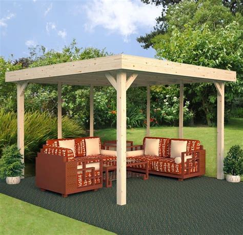 palmako lucy garden shelter  shed