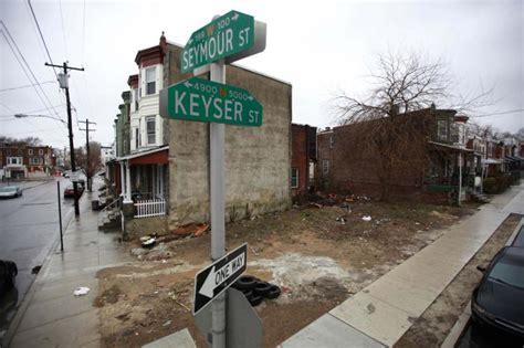 My Hometown Germantown Philadelphia Died In The 1960 S