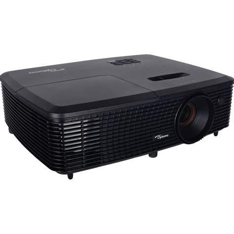 optoma technology s341 3500 lumen svga dlp projector s341 b h