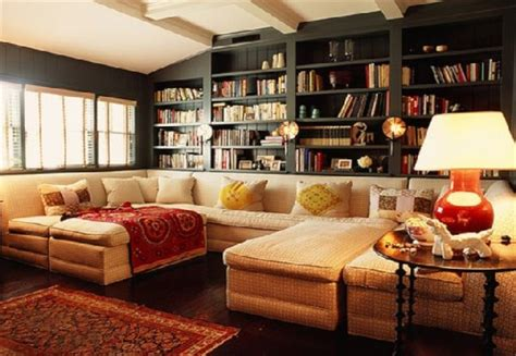 cozy living room ideas 23 sofas and bookcase ideas in cozy living room design