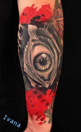 ivana tattoo open your by ivana tattoonow