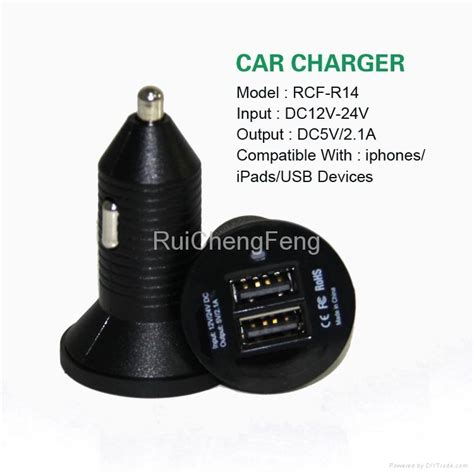 Adapter Charger Jete Ella 2 1a 2usb Output new type 2 1a car charger 2 usb dc adapter for thuraya satellite phone rcf r14 rcf china