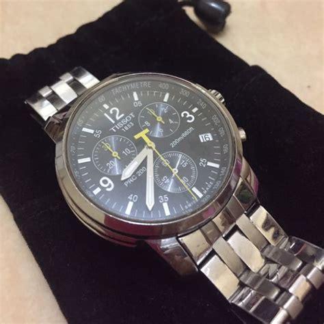 Jam Tangan Tissot Bagus jam tangan tissot 1853 prc 200 original everything else