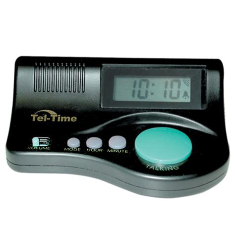 maxiaids curve talking clock