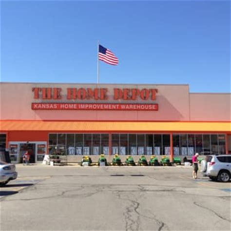 home depot hours leavenworth ks