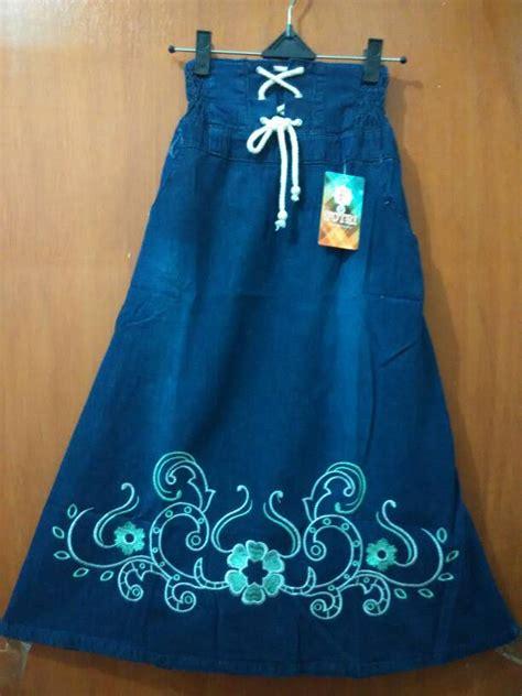 Rok Bunga Anak jual rok anak panjang marshan shop