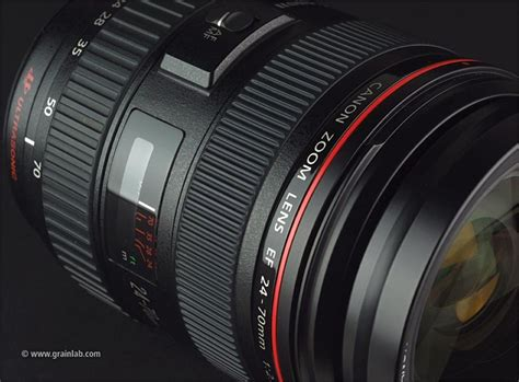 Canon Ef 24 70mm F 2 8l Usm canon ef 24 70mm f 2 8l usm grainlab