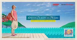 Europe Trip Sweepstakes - grand european travel works with aarp member advantages for summer s greetings