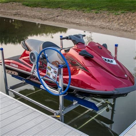 how to build a cantilever boat lift boat lifts pier waterfront solutions llc