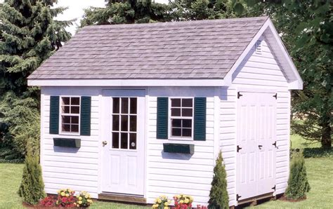 Lifetime Storage Shed 8x10 by Lifetime 8 X 10 Outdoor Storage Shed Nomis