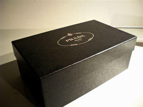 shoe boxes fashion is my boyfriend new in prada shoes