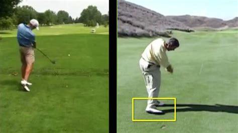 swing fix golf channel weekly fix swing analysis by tim cooke using swingfix