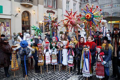 ukraine christmas traditions