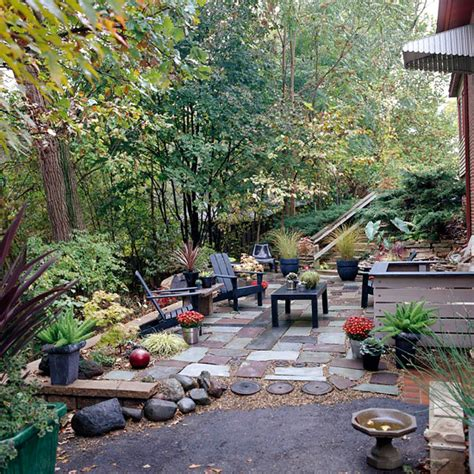 easy backyard makeovers 7 easy ideas to diy your patio the texas811 org blog