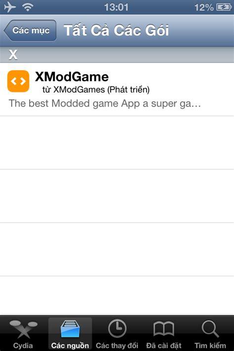 xmodgame cho ios hướng dẫn c 224 i xmod games cho ios tool ko thể thiếu cho