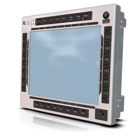 rugged lcd display 12 1 quot rd12xx rugged lcd display