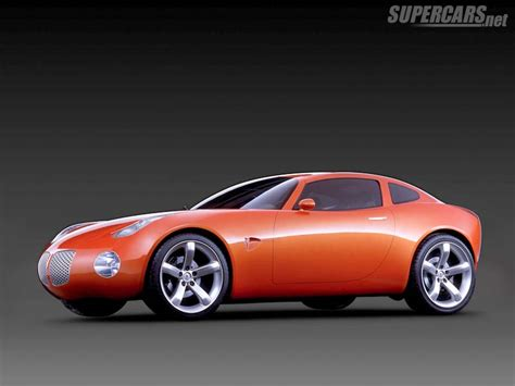 Pontiac Concept by 2002 Pontiac Solstice Coupe Concept Supercars Net