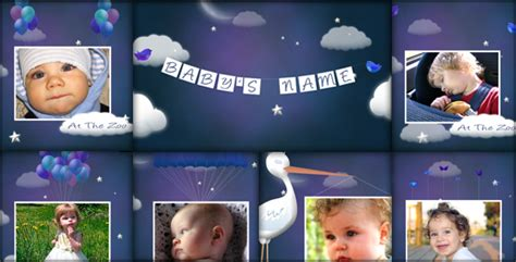 after effects free templates baby imgchili angelina 187 ceveko com best graphic
