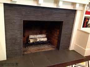 ceramic tile for fireplace surround fireplace surround black tile fireplace ideas