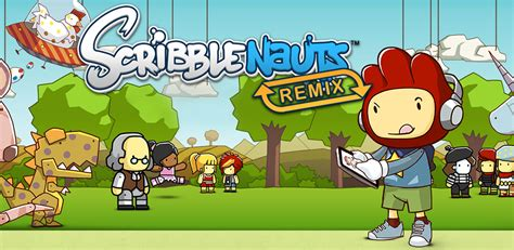 scriblenauts remix apk scribblenauts remix import it all