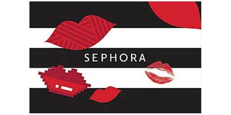 Sephora At Jcpenney Gift Card - 50 sephora gift card for 40living rich with coupons 174