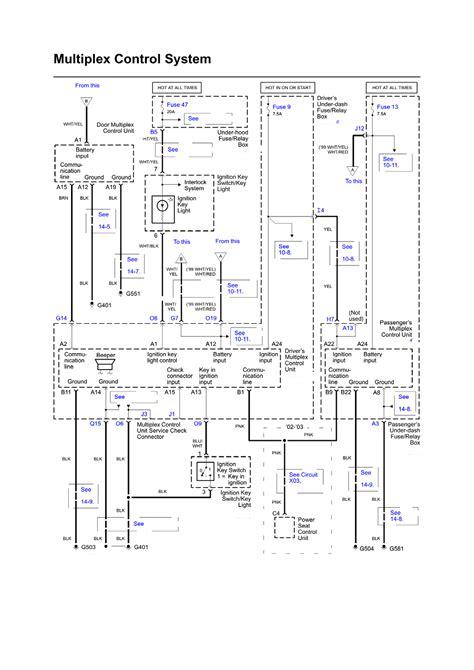 manual repair free 2001 acura cl seat position control repair guides wiring diagrams wiring diagrams 38 of 103 autozone com