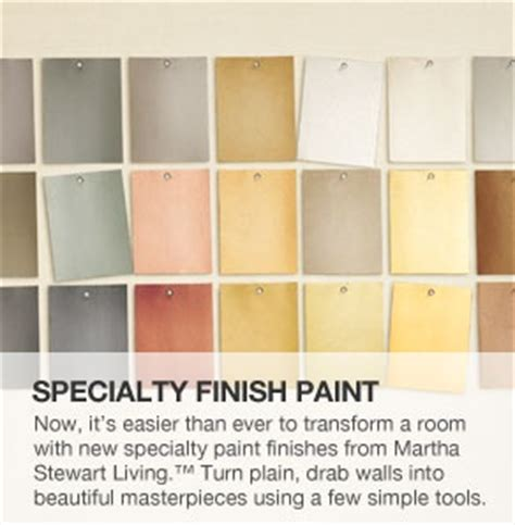 martha stewart quot precious metals quot paint for the home