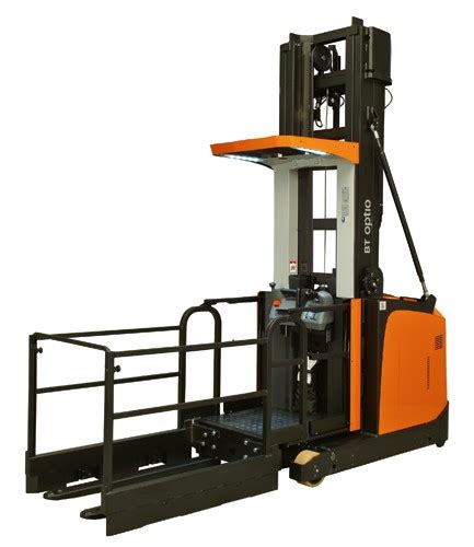bt optio h series high level order pickers