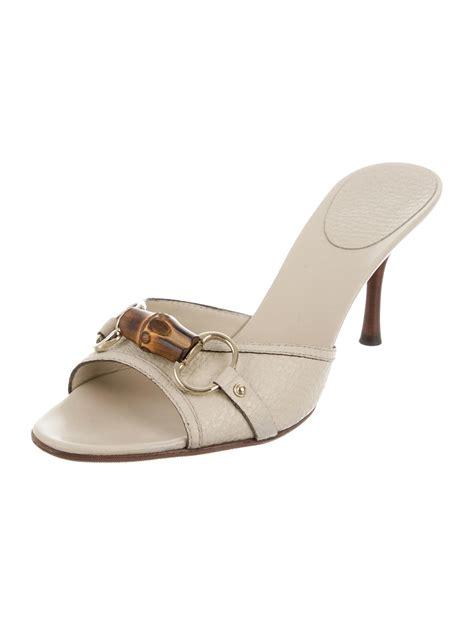 slide sandals gucci horsebit slide sandals shoes guc131462 the