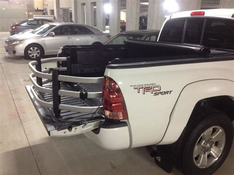 tacoma bed extender toyota tacoma bed extender template