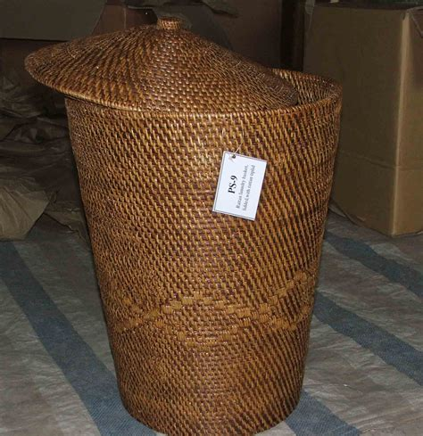 Furniture Vietnam Rattan Wicker Laundry Basket For Your Rattan Laundry