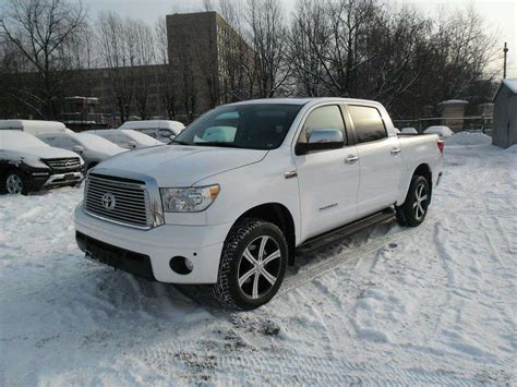 2011 Toyota Tundra 2011 Toyota Tundra For Sale 5 7 Gasoline Automatic For Sale