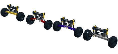 Simple Lego Suspension Bricksafe Twin Beam Suspension Bricksafe
