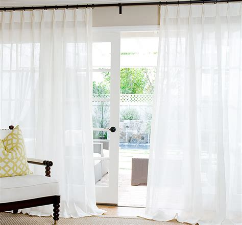 drape style 10 best of sheer curtains for windows