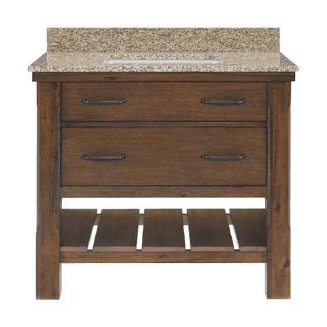 mocha bathroom vanity shop patmore mocha glaze undermount single sink bathroom