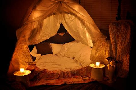 romantic sexuality in bedroom i really could live in this tent i m a kid at heart